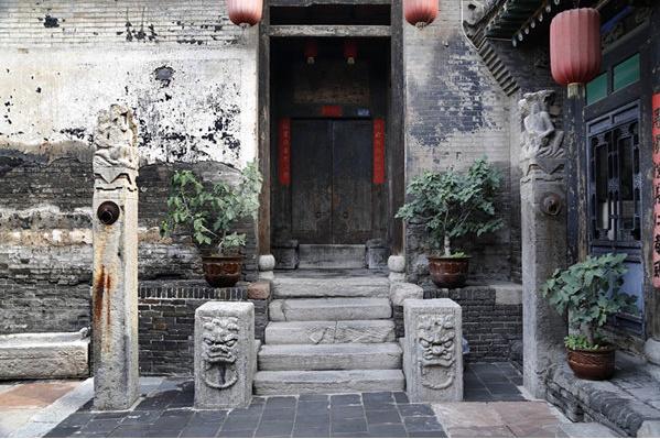 藏匿老胡同院落历史保留区的青年旅馆