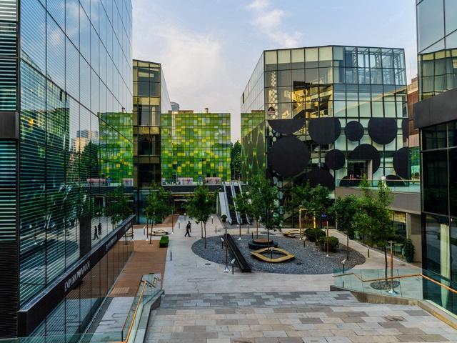 北京三里屯商圈——三里屯太古里篇