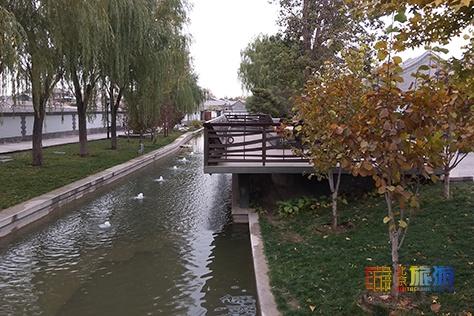 """""""水穿街巷""""——藏在胡同里的小桥流水"""