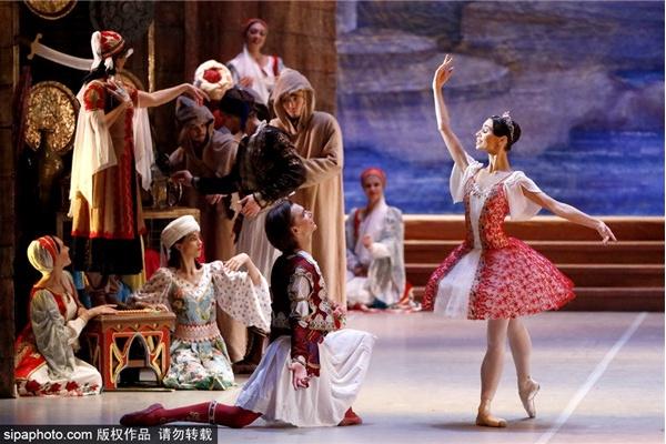 摩纳哥蒙特卡洛芭蕾舞团将登国家大剧院 演绎《灰姑娘》