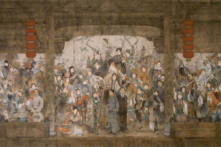 十七世纪金陵画坛珍品闪耀京城
