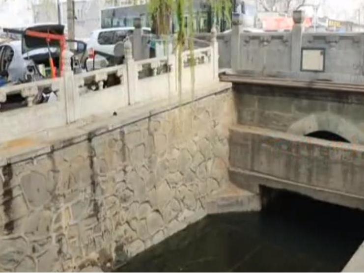 """瞧瞧这些桥,德胜桥惊现""""独角兽"""""""