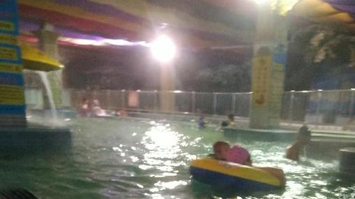 摩锐水世界戏水乐园,欢乐的海洋