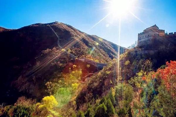 响水湖长城旅游风景区,吃住游养生纳凉的旅游胜地