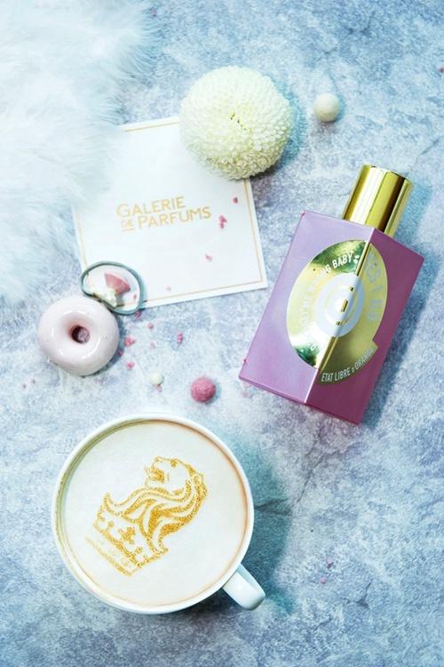 北京金融街丽思卡尔顿酒店携手Galerie de Parfums推出沙龙香氛下午茶
