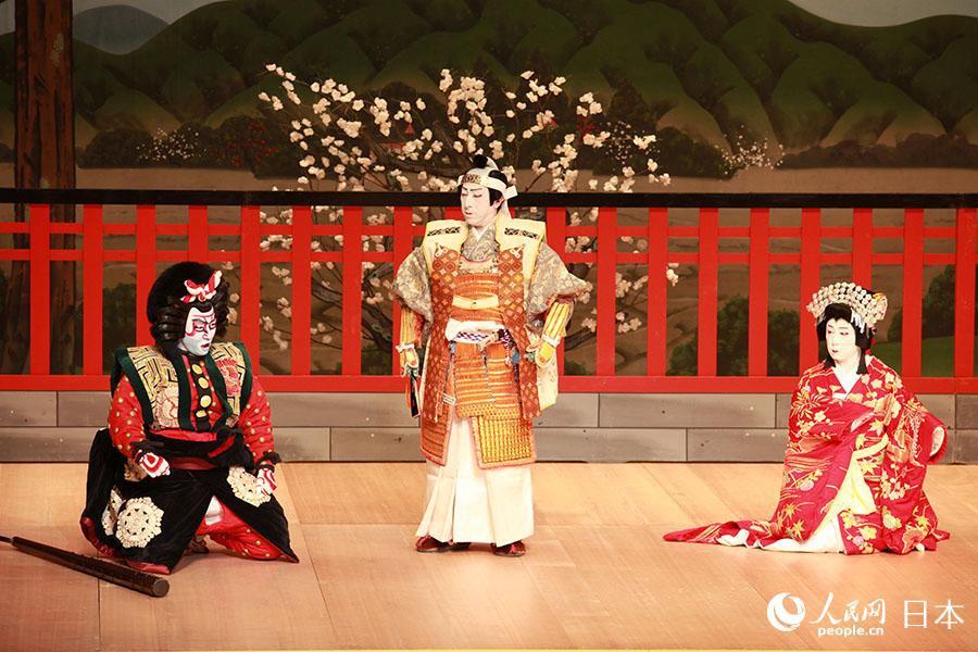 「松竹大歌舞伎」が北京で公演