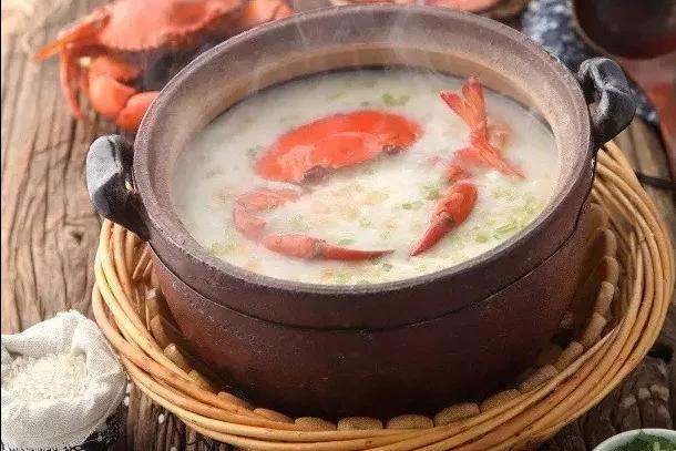 北京人气潮汕粥店,冬天喝一碗美味又养生!
