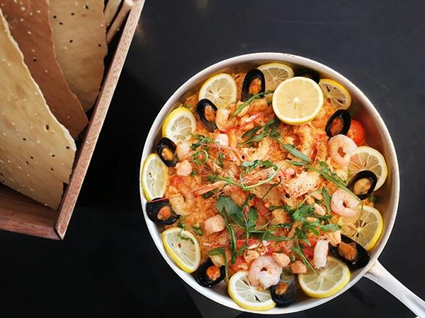 邂逅一抹简约清新,Casalingo 意大利餐厅邀您鉴赏地中海风味