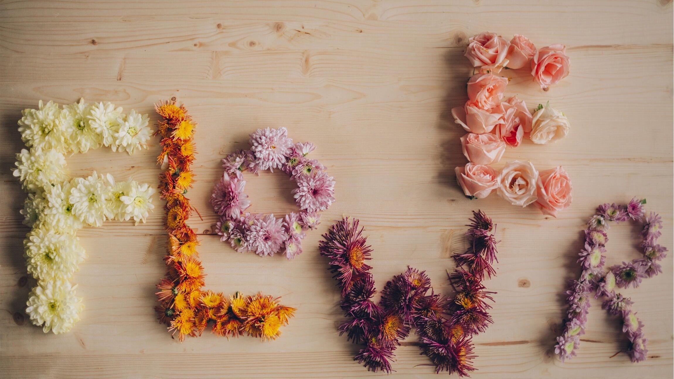 Flowery Smiles