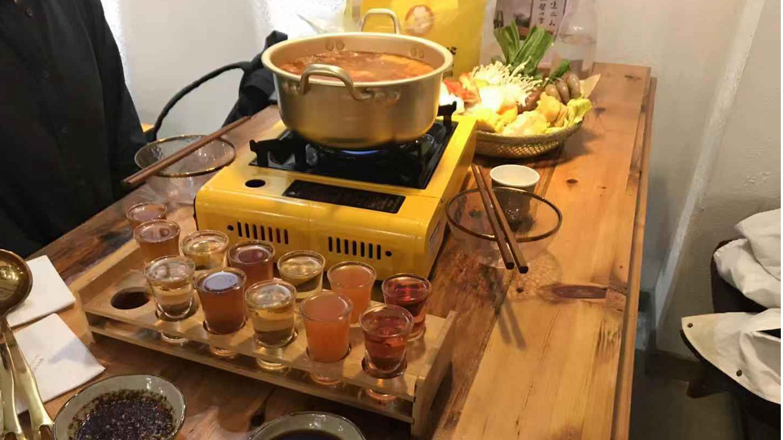 Savor Authentic Cantonese Hot Pot in Beijing