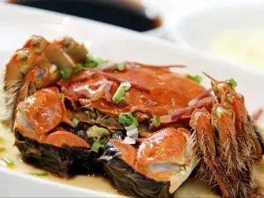 秋天最美好的事,莫过于吃螃蟹!