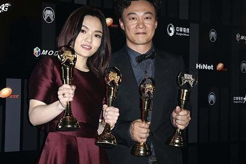 第29届金曲奖陈奕迅徐佳莹分获最佳男女歌手
