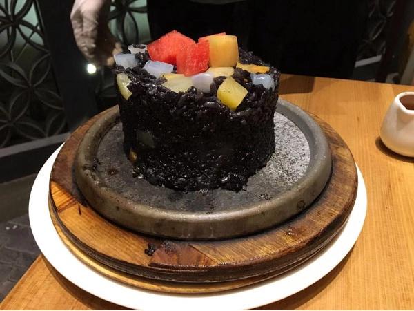 局气餐厅:蜂窝煤炒饭的开创者