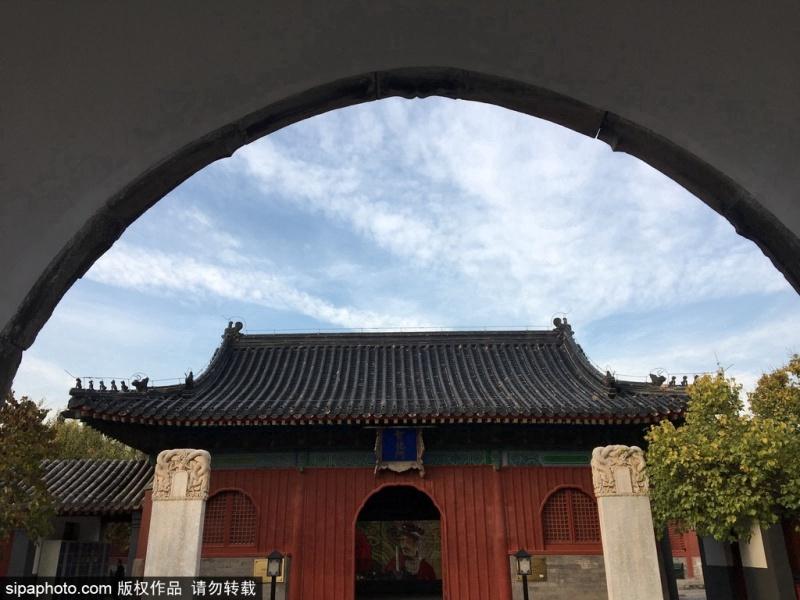 京城这些古寺人少景美 让你领略中华文化有多博大