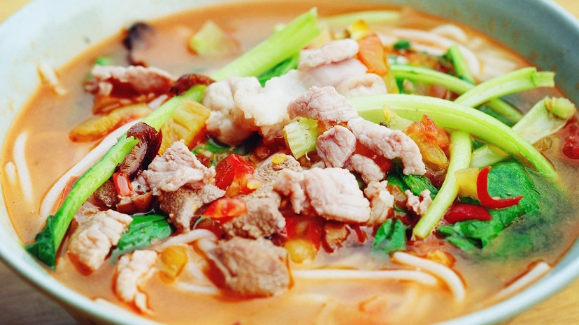 Tianshun Laoguifeng Guilin-style Rice Noodles