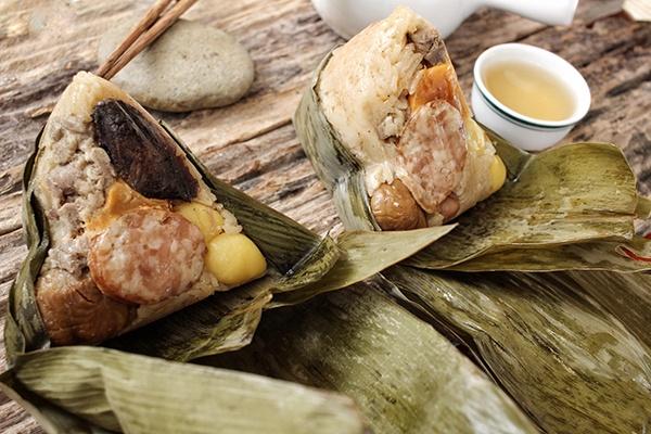 端午节文化符号:粽子