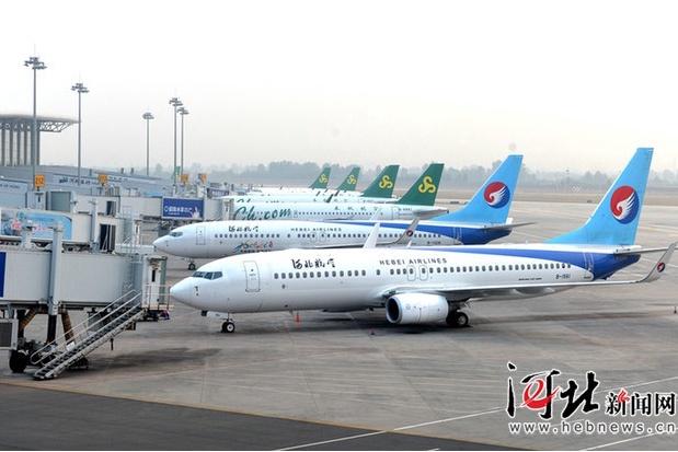 """河北:从""""一个机场""""起飞,飞向世界级机场群"""