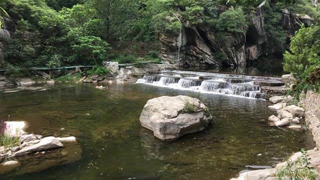 京郊最美神堂峪