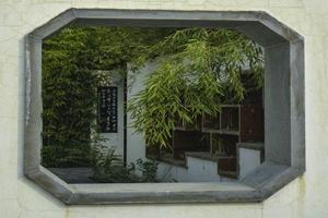 初秋时节游览拍摄园博园