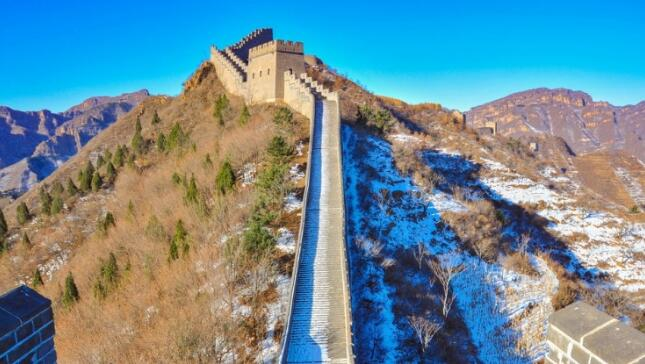 千年古刹独乐寺有三绝 万里长城缩影黄崖关