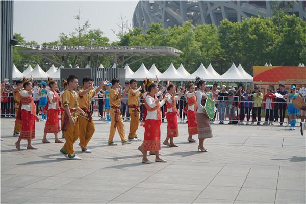 亞洲文明巡游和亞洲美食節在京盛大開幕:展亞洲風情 品亞洲美食