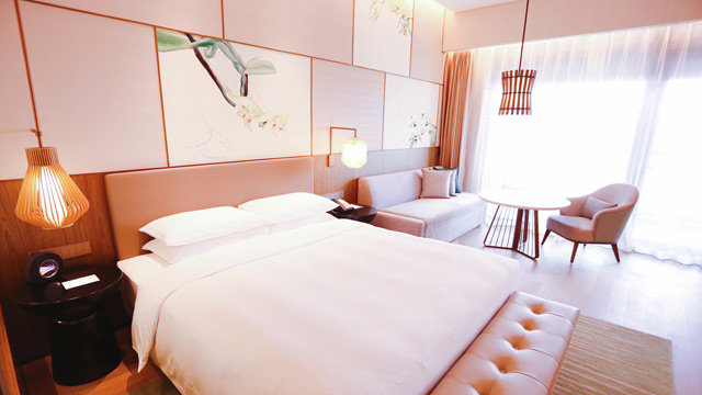 北京世園凱悅酒店歡迎您的到來