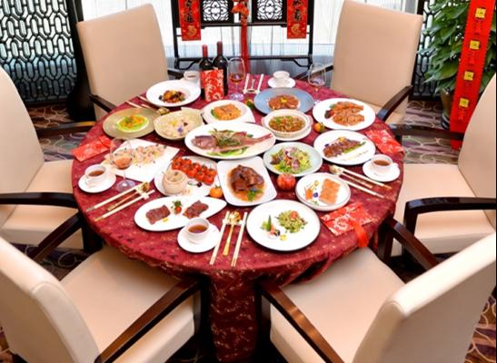 北京金融街丽思卡尔顿酒店金阁中餐厅团聚飨宴