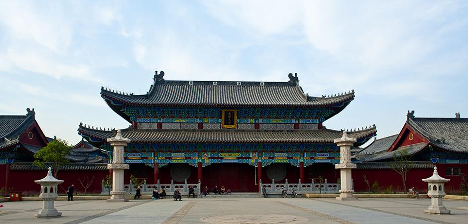 距北京2小时,隐藏了一座3000年的绝美古城!