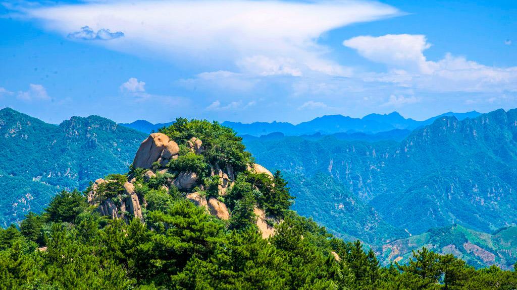 距離北京3小時,竟暗藏了一處避暑清涼秘境!夏天去了就不想回來