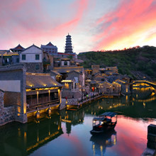 古北水鎮國際度假區