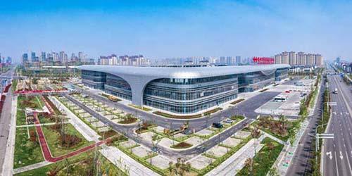 亳州中药材商品交易中心9月9日盛大开业