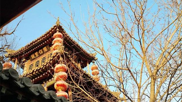 京津冀这些千百年的古镇,处处都是美和诗意!