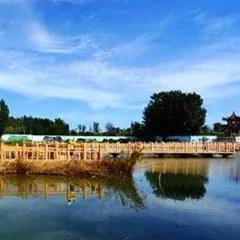 长沟泉水国家湿地公园美景