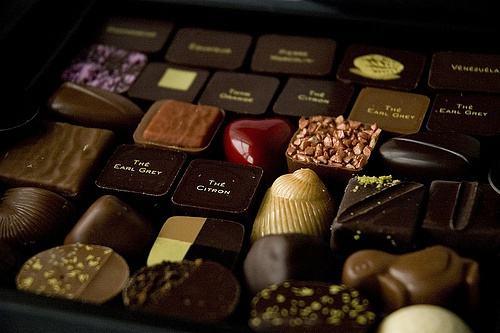 瑞士巧克力何以举世瞩目?