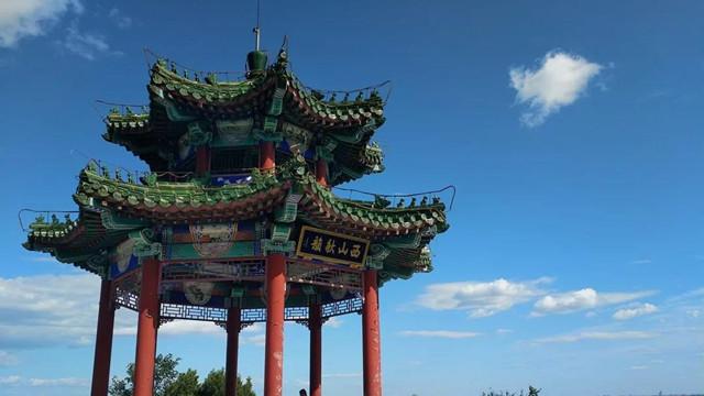 太爽了!这个北京城最美的森林公园,景美人又少,最适合中老年健身、吸氧、洗肺!