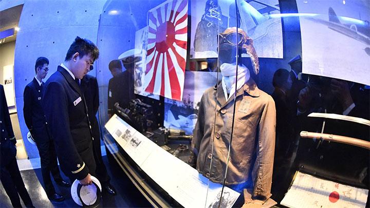 日海自访问新西兰 被安排参观旧日军侵略罪证
