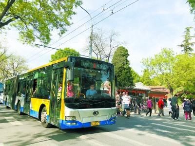 5路 北京市第一条公共汽车线路 几乎穿越了大半个老北京城