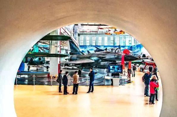 小长假带娃长知识,北京航空航天博物馆满足你