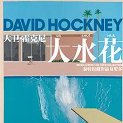 大卫·霍克尼:大水花