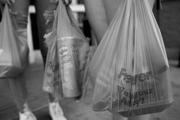 可降解塑料袋面临分类痛点