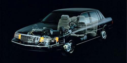 前驱不配做豪车? 汽车驱动形式变迁史
